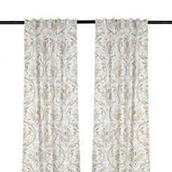White Lark Curtain Panel Set, 108 in.