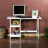 Charleston White Desk