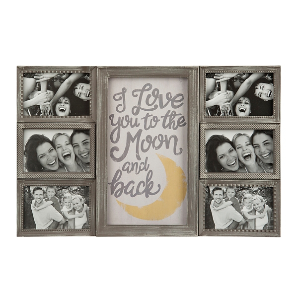 I Love You To the Moon Collage Frame - $14.99 $11.24