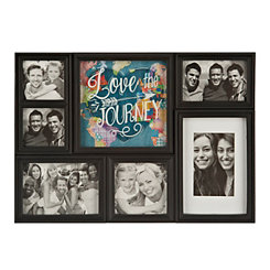 Love the Journey Collage Frame