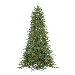 7.5 ft. Pre-Lit Frasier Fir Christmas Tree
