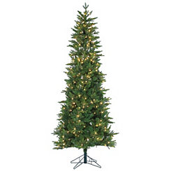 7.5 ft. Pre-Lit Salem Spruce Christmas Tree