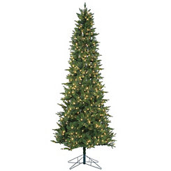 9 ft. Pre-Lit Salem Spruce Christmas Tree