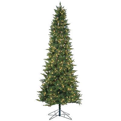 9 ft. Pre-Lit Salem Spruce Christmas Tree