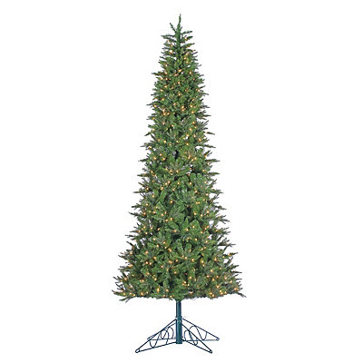 10 ft. Pre-Lit Salem Spruce Christmas Tree