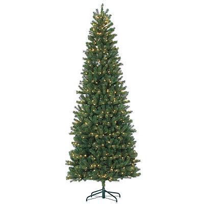 9 ft. Pre-Lit Montgomery Pine Christmas Tree