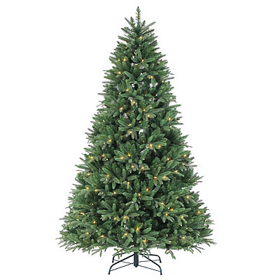 7.5 ft. Pre-Lit Dakota Pine Christmas Tree