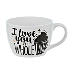 Love You A Whole Latte Mug