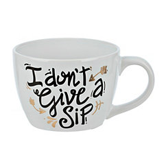 Don't Give A Sip Mug