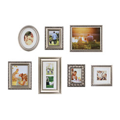 Champagne Ornate 7-pc. Gallery Picture Frame Set