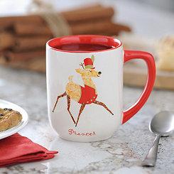 Prancer Reindeer Mug