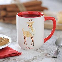 Vixen Reindeer Mug