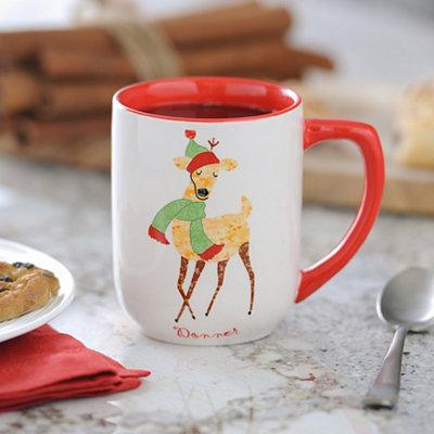 Donner Reindeer Mug