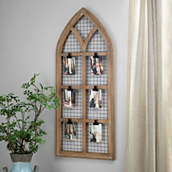 Woodpane Arch Clip Collage Frame
