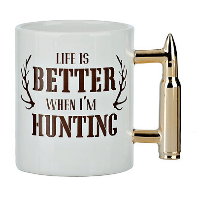 Better When I'm Hunting Mug