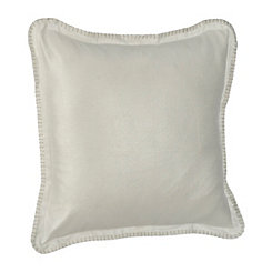 Brigatta White Pillow