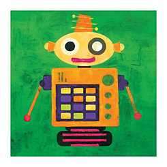 Robokix I Canvas Art Print