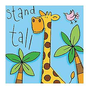 Stand Tall Canvas Art Print