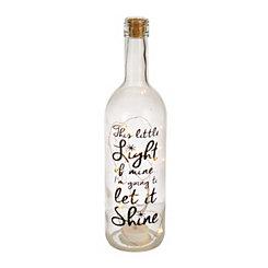 Light of Mine Pre-Lit Bottle