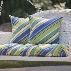 Browning Sunblu Outdoor Pillows, Set of 2