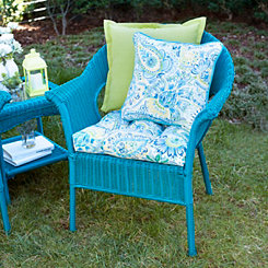 Turquoise Key West Chair