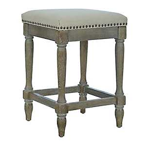 French Country Counter Stool