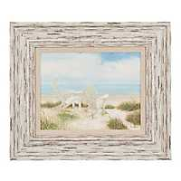 Coastal Retreat Framed Art Print