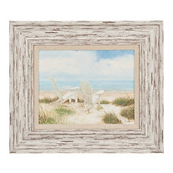 Coastal Retreat Framed Art Print