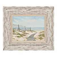 Coastal Retreat II Framed Art Print