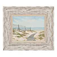 Coastal Retreat II Framed Art Print