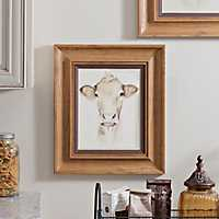 Barn Animal Cow I Framed Art Print