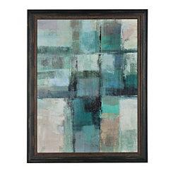 Island Hues Framed Art Print