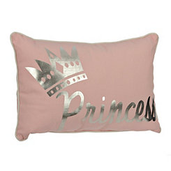 Pink Princess Kids Pillow