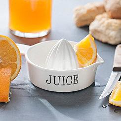 White Juice Juicer