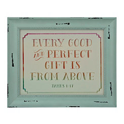 Gift From Above Framed Art Print