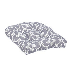 Gray Dora Outdoor Cushion