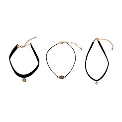 Jewel Choker Necklaces