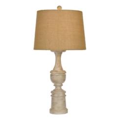 Sandy Pearl Table Lamp