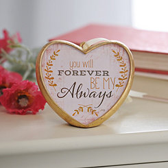 Be My Always Heart Figurine