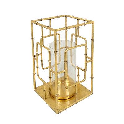 Gold Bamboo Metal Hurricane