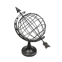Iron Stetson Armillary Sphere