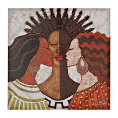 Every Woman Canvas Art Print