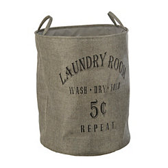Five Cents Laundry Basket