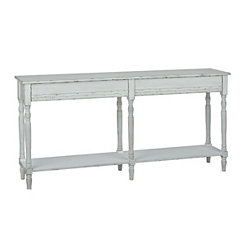 Antique White Tacoma Console Table