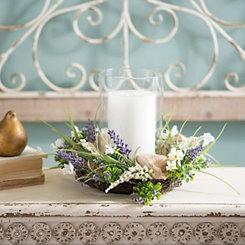 Lavender Ring Hurricane
