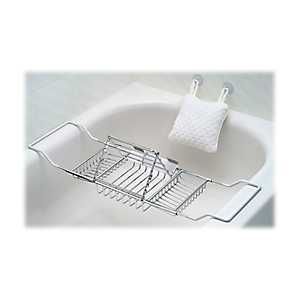 Bathtub Caddy 6-pc. Gift Set