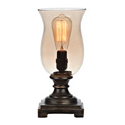 Luster Glass Edison Bulb Uplight