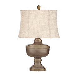 Bossier Brown Table Lamp