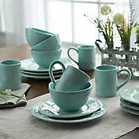 Taylor Jade 16-pc. Dinnerware Set