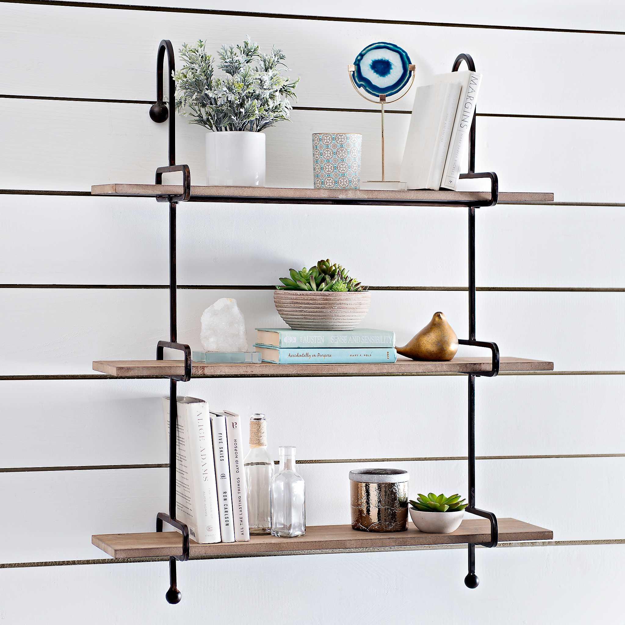 Letter K Home Decor Shelf